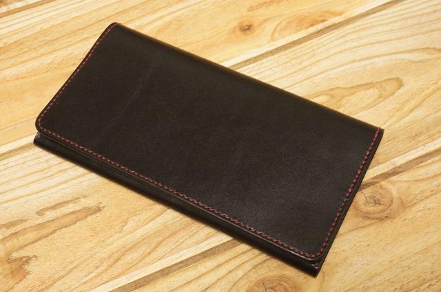 風琴マチ長財布